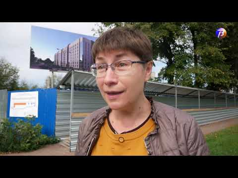 Выкса-МЕДИА: Новостройку для специалистов ВМЗ строят на Красных зорях