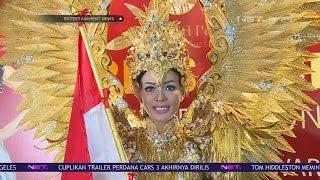Persiapan Kezia Warouw Ikuti Ajang Miss Universe 2016