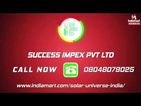 Solar Products by Success Impex Pvt Ltd, New Delhi