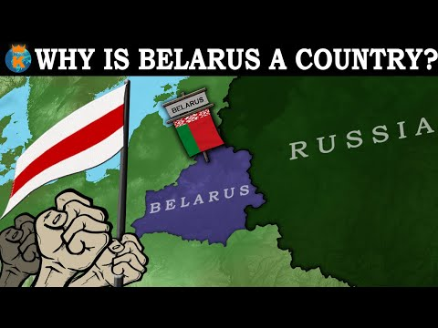 Why is Belarus a country? - History of Belarus in 10 Minutes