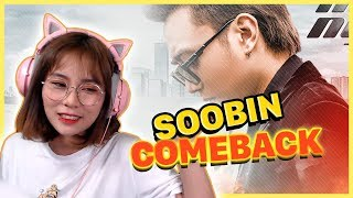 Anh Soobin trở lại rùi    MISTHY REACTION NẾU NGÀY ẤY - SOOBIN HOÀNG SƠN    SÂN SI CÙNG MISTHY