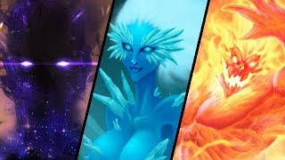 Skyrim Mods: Elemental Revenant Followers (PC/XBOX1/PS4)