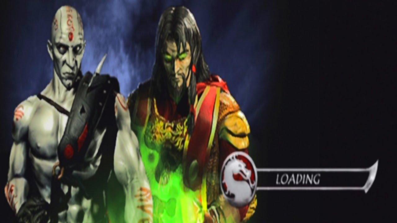 Video - Mortal Kombat Deadly Alliance - Konquest Walkthrough