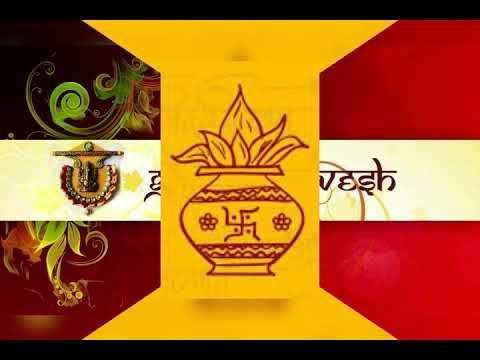 Gruh Pravesh Vastu Puja House Warming Invitation By