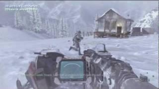 Modern Warfare 2 - Campaign - Cliffhanger