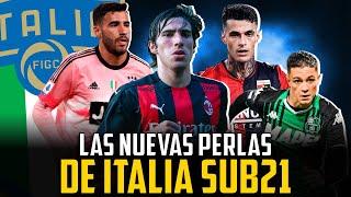 ITALIA LAS ESTRELLAS DEL FUTURO EN LA EUROCOPA SUB21