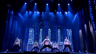 Billy Elliot the Musical - Performance on Sunday Night at the Palladium