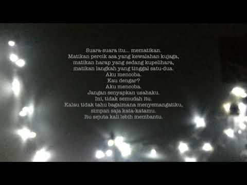 KAMU KAPAN? - Video Puisi #eLspression
