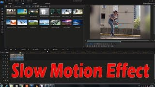 how to make a slow motion video using android