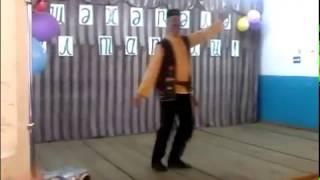 Татарский танец. 26.11.2016 г. дер. Ашаево