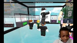 The Floor is Lava in Roblox!!!Jay-Boogie 2.0