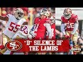 49ers Defense Crushes Rams Led By Dee Ford