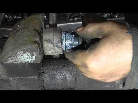 видео: Замена ромашек и сайлентблоков ВАЗ 2110