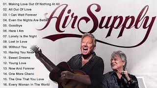 Air Supply 💗 Best Songs of Air Supply 2020 💗 Air Supply Greatest Hits Full Album