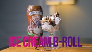 Epic Ice Cream B-Roll | Inspired by Daniel Schiffer