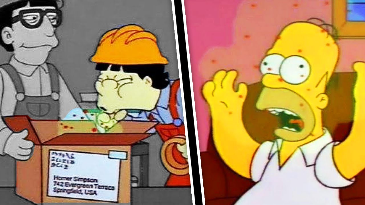 Die KRASSESTEN Vorhersagen der Simpsons!