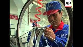 Chinese investors bank on Bicycles to make money in North Korea