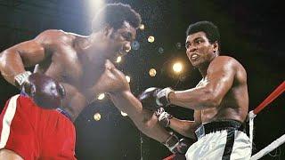 Легендарные бои — Али-Форман (1974) | FightSpace