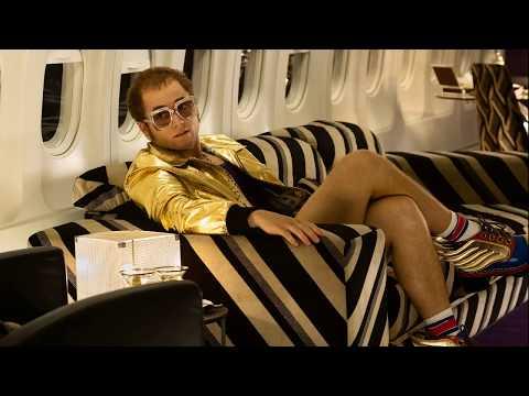 Taron Egerton - Bennie and the Jets (Full Trailer Rework)