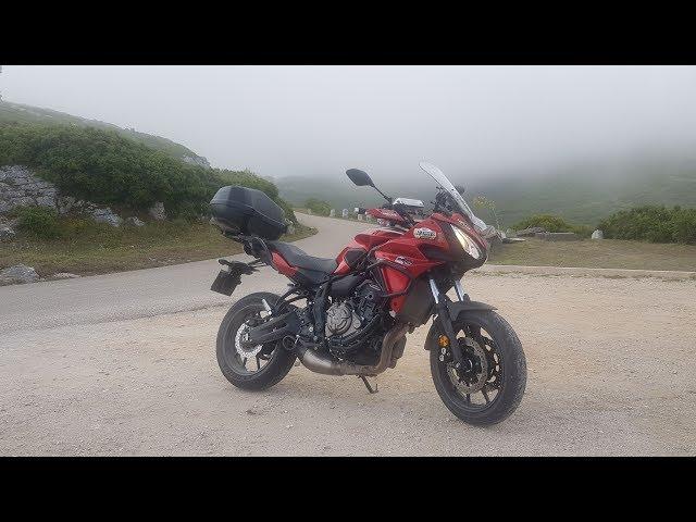 A small moto-tourism tour! Mafra, Montejunto, Salt Flats, Wind Turbines!