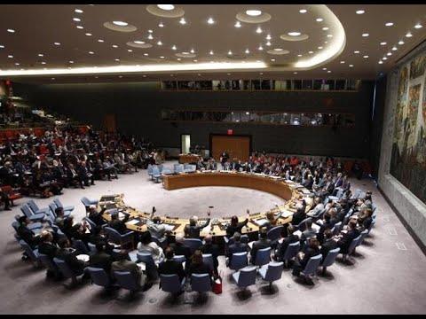 مجلس الامن يصوت على مشروع قرار بشأن سوريا