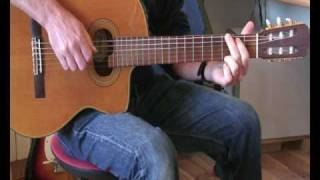 San Francisco -Maxime Le Forestier (cover)