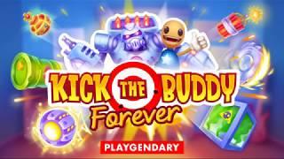 Kick the Buddy Forever ВСЕГДА и ВЕЗДЕ и ВСЕМ бьём Бадди смешная детская игра