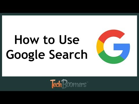 How to Use Google Search (2017)
