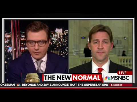 Ben Sasse Defends Gorsuch on MSNBC