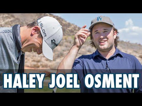 Celebs in Golf Carts - Haley Joel Osment [Full Episode]