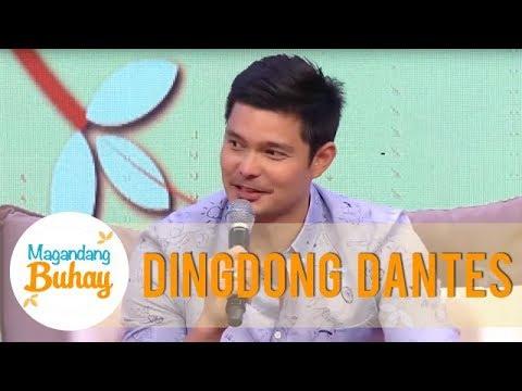 Magandang Buhay: Dingdong gives his message to his baby boy - 동영상