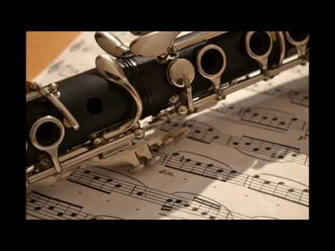 Schumann - Fantasy Pieces For Clarinet & Piano