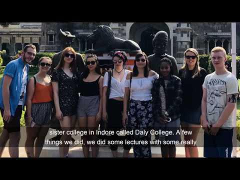 Deian's #DMUglobal trip to India