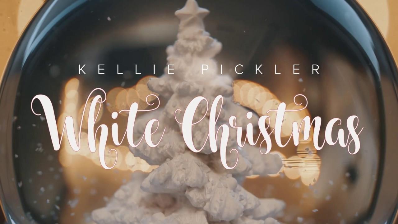 Kellie Pickler - White Christmas (Lyric Video) - YouTube