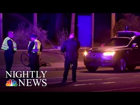Arizona Fatal Self-Driving Uber Accident Was Avoidable, Investigators Say | NBC Nightly News