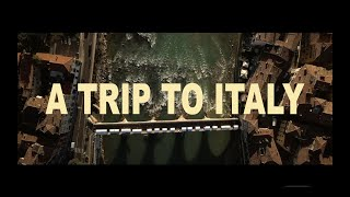 A Trip To Italy | Cinematic Video | DJI Mavic Pro