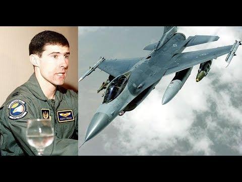 Američki Pilot Otkrio Kako mu je Srpska PVO Prepolovila Avion F-16 na Dva Dela