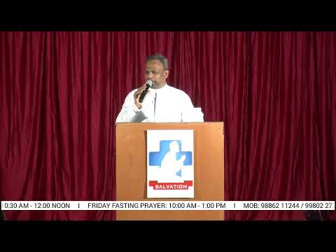 Salvation TV's Esther Prayer Live from Bangalore