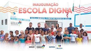 Gambar cover Prefeitura de Araioses e Governo do Maranhão, inauguram Escola Digna e mais!