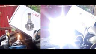 led h7 bulbs better than xenon 55w hid