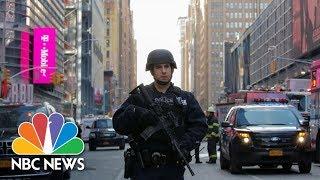 NYC Explosion: Suspected Terrorist Wore Low-Tech Explosive Device | NBC News