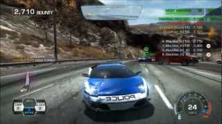 Need for Speed Hot Pursuit: Blacklist vs Deadfast - FULL BATTLE
