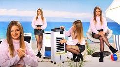 Stickige Luft gibt es bei Diana Naborskaia nicht! Bei PEARL TV (Mai 2020) 4K UHD