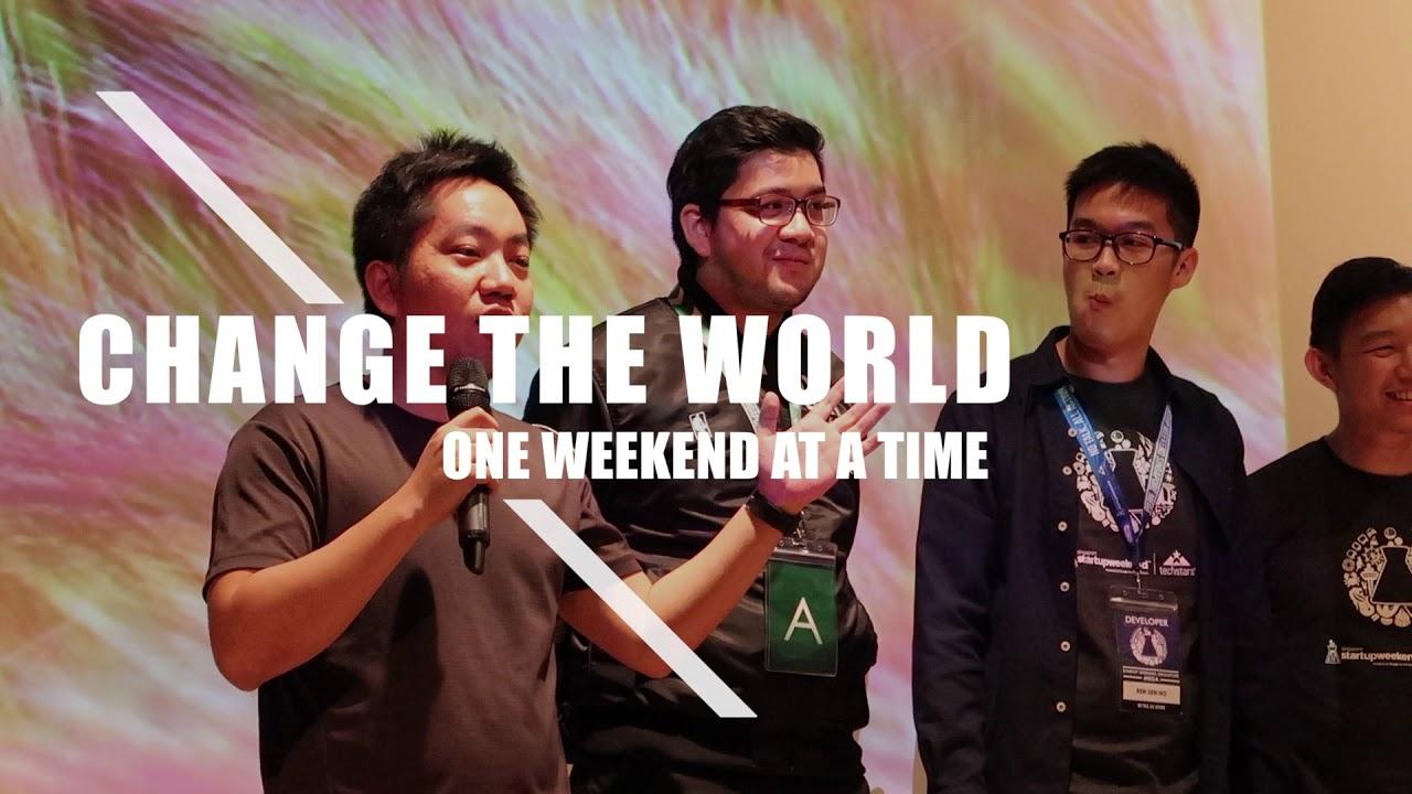 Startup Weekend Singapore Mega 2018   September 28th, 2018
