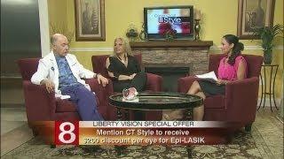 Liberty Vision: Epi-LASIK vs. Traditional LASIK