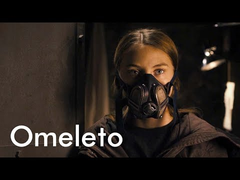 A young girl lives in a bunker, protected from the monsters. Today she goes outside... | Monsters