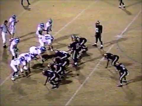 2000 Football Season Shelby Golden Lions V Maiden Blue Devils