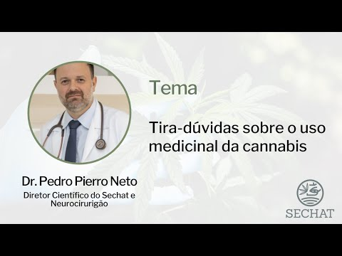"""Conversando sobre Cannabis Medicinal, part 2"" - Com Dr. Pedro Pierro"