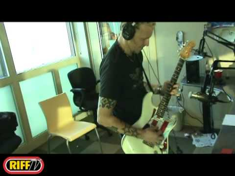 101 WRIF Mike in the Morning - Gary Hoey Peanuts