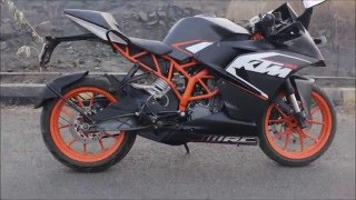 KTM RC 200 user review
